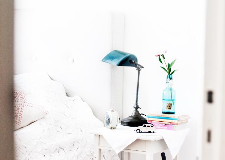 bedroom by emmas vintage