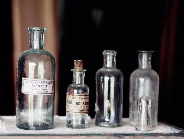 flaskor by emmas vintage