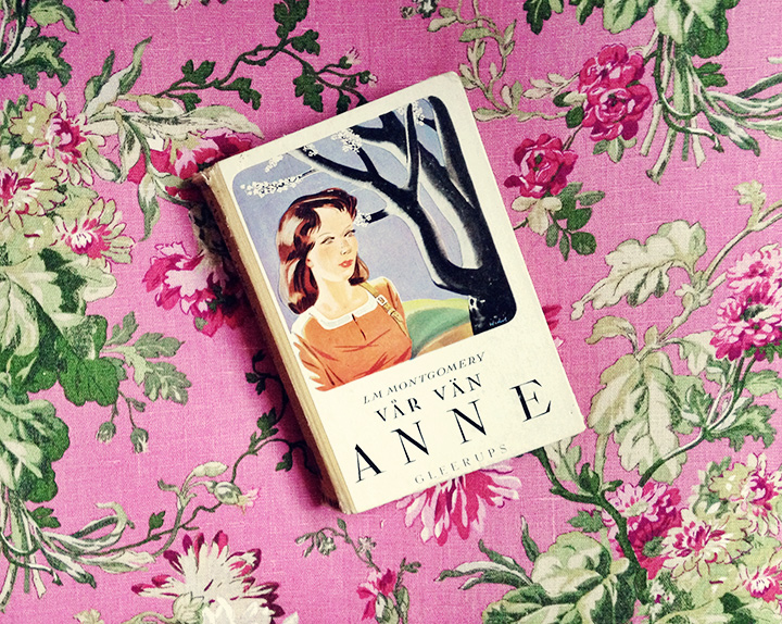 anne of green gables by emmas vintage