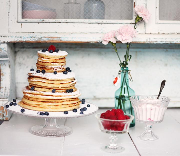 american pancakes by emmas vintage