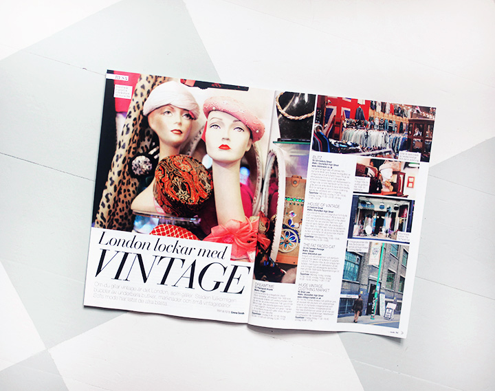 vintageguide london by emmas vintage