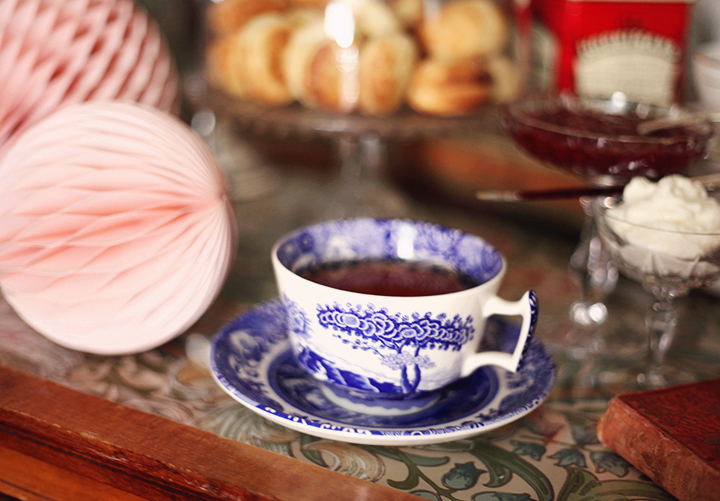 afternoon tea by emmas vintage