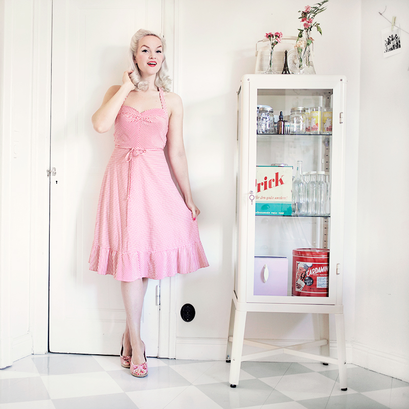 marc jacons klänning by emmas vintage