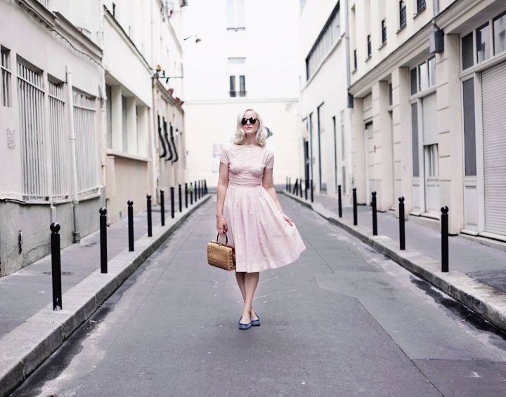 Paris guide by emmas vintage