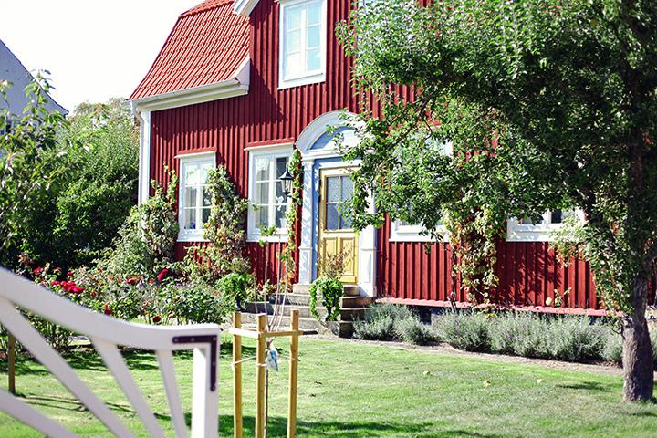 Trädgård O Sånt : Lummiga trädgårdar middag på kallskänken och bye kalmar