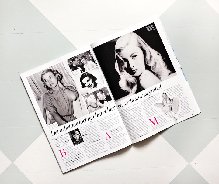 frisyrer Sofis mode by emmas vintage
