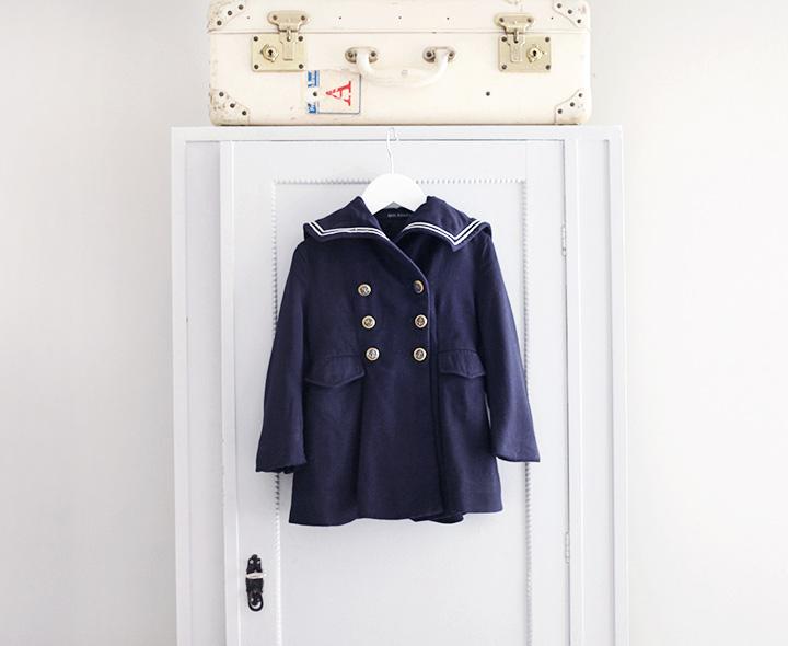barnkläder sjömansjacka by emmas vintage