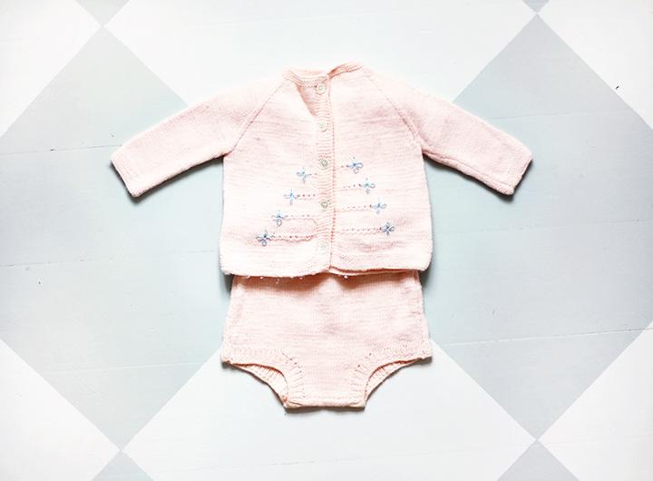 barnkläder retro body by emmas vintage