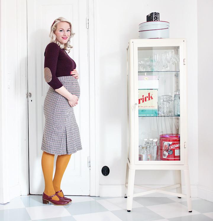 pennkjol gravidkläder by emmas vintage