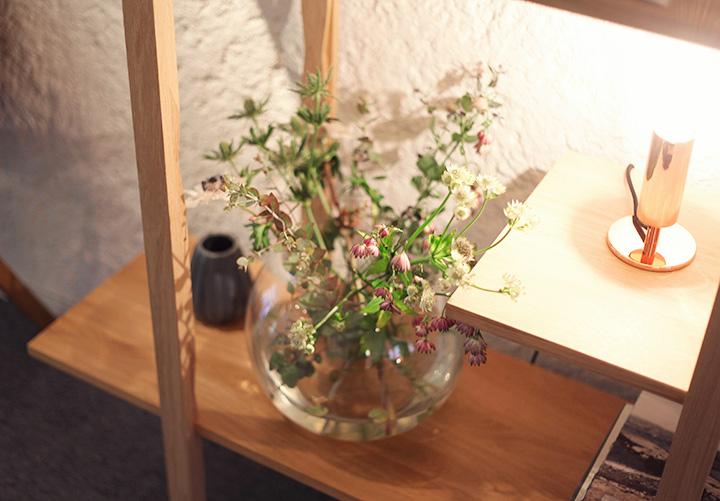 hemtex inredning blommor by emmas vintage