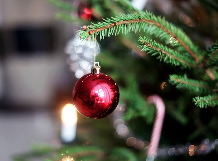 julgran december by emmasvintage