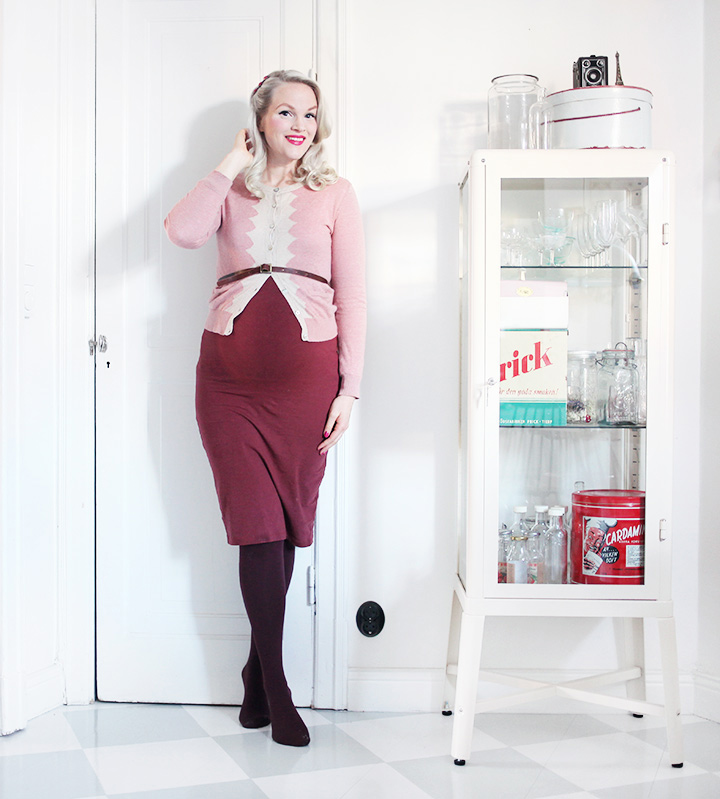 gravidvecka 30 by emmas vintage