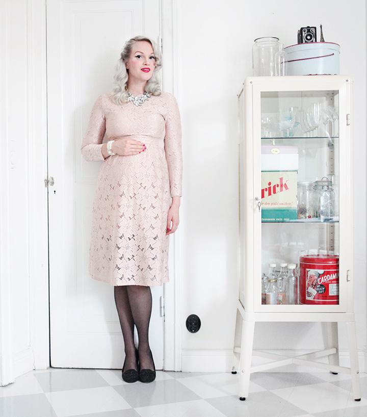 gravid vecka 31 kläder by emmas vintage