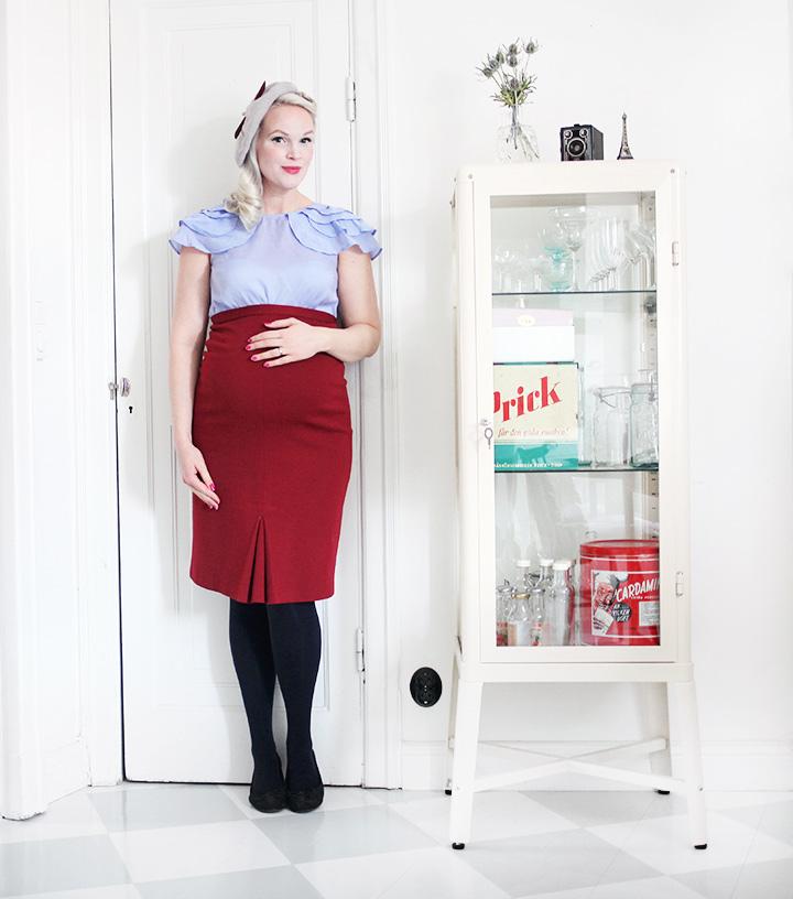 gravidkläder by emmas vintage