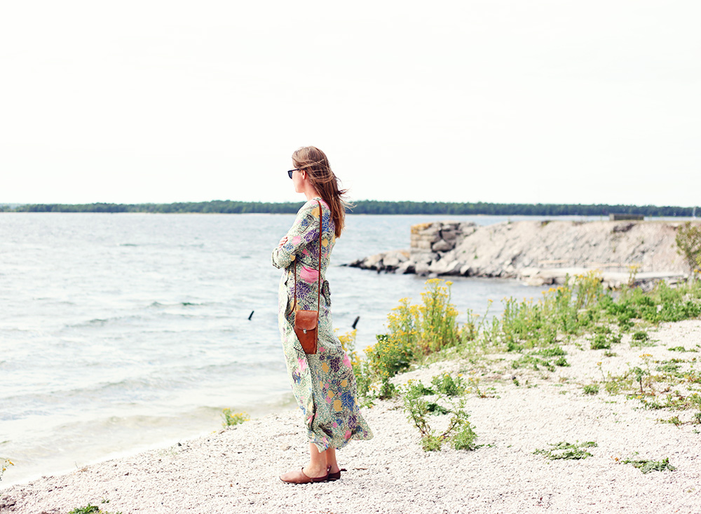 Bungenäs Gotland tips semester strand