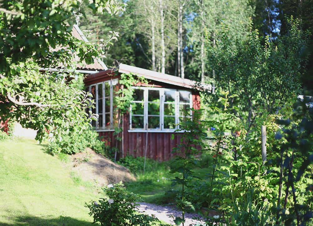 trädgård växthus värmland emmasvintage