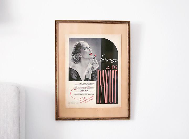 inredning vintage inspiration