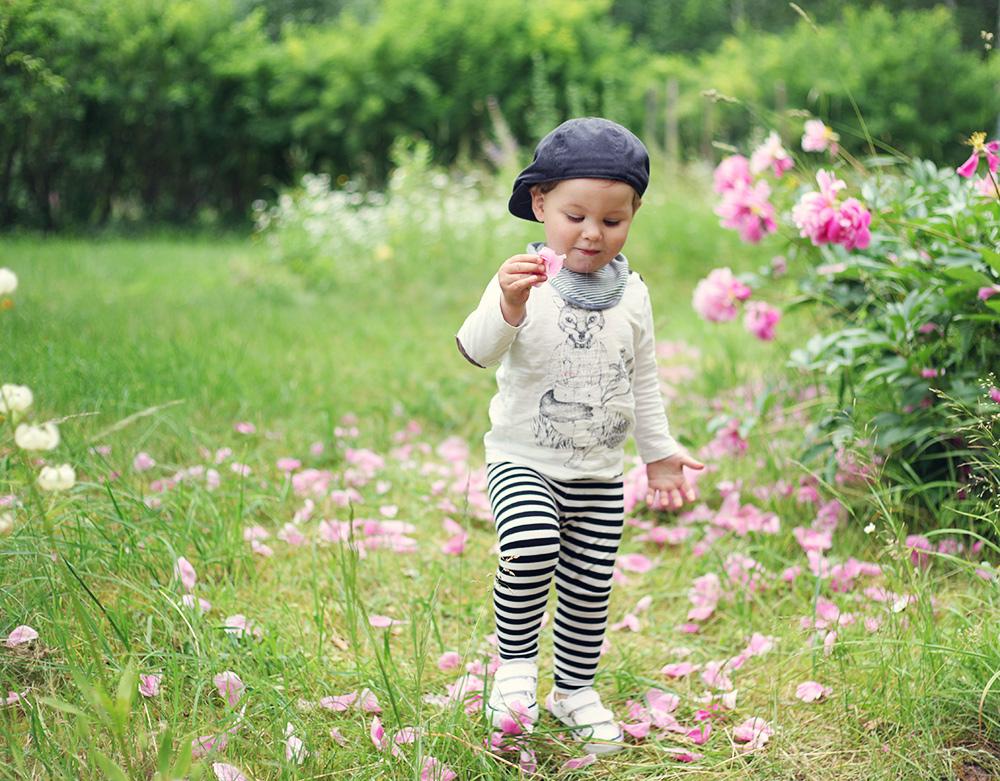 pioner barn kids sommar vintage summer