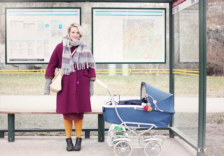 barnvagn retro emmasvintage