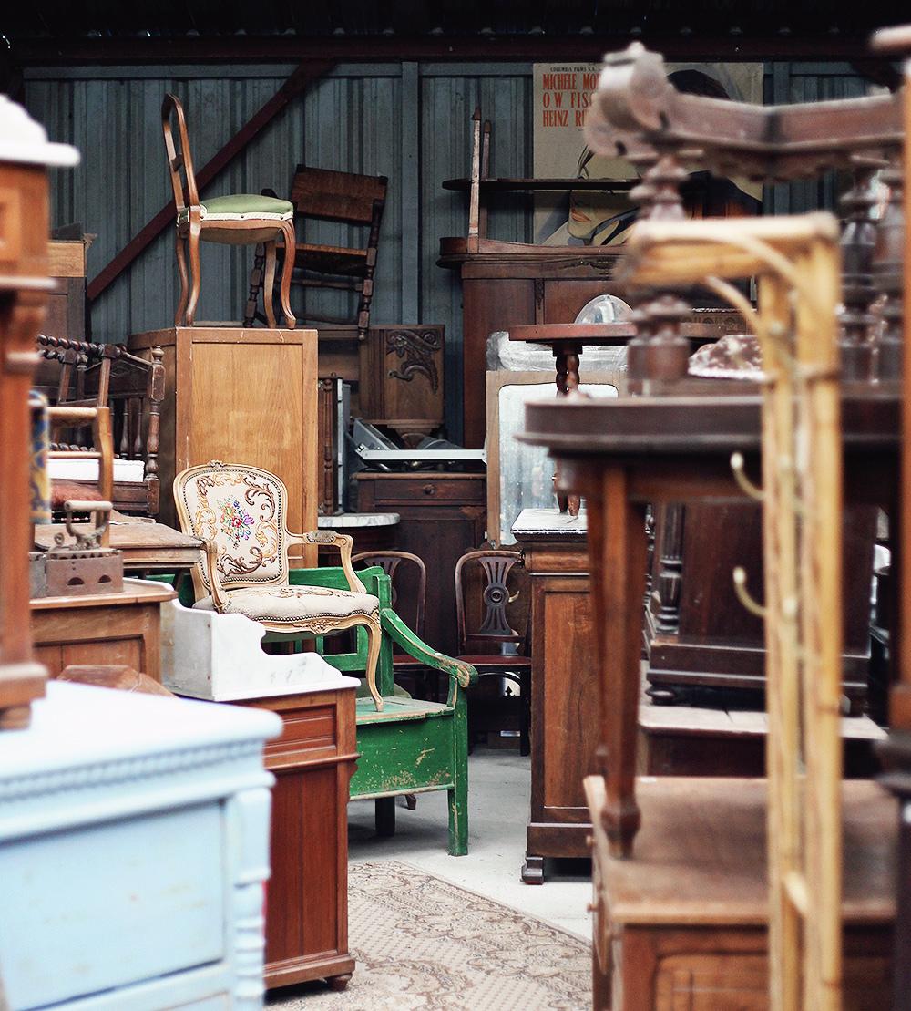 vintage antikt möbler inredning Frankrike fransk