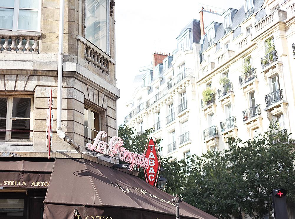 Paris bar Frankrike