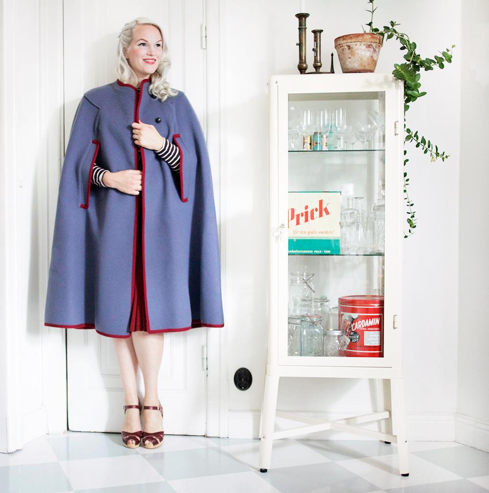 Cape myrorna vintage kläder swedish hasbeens mode