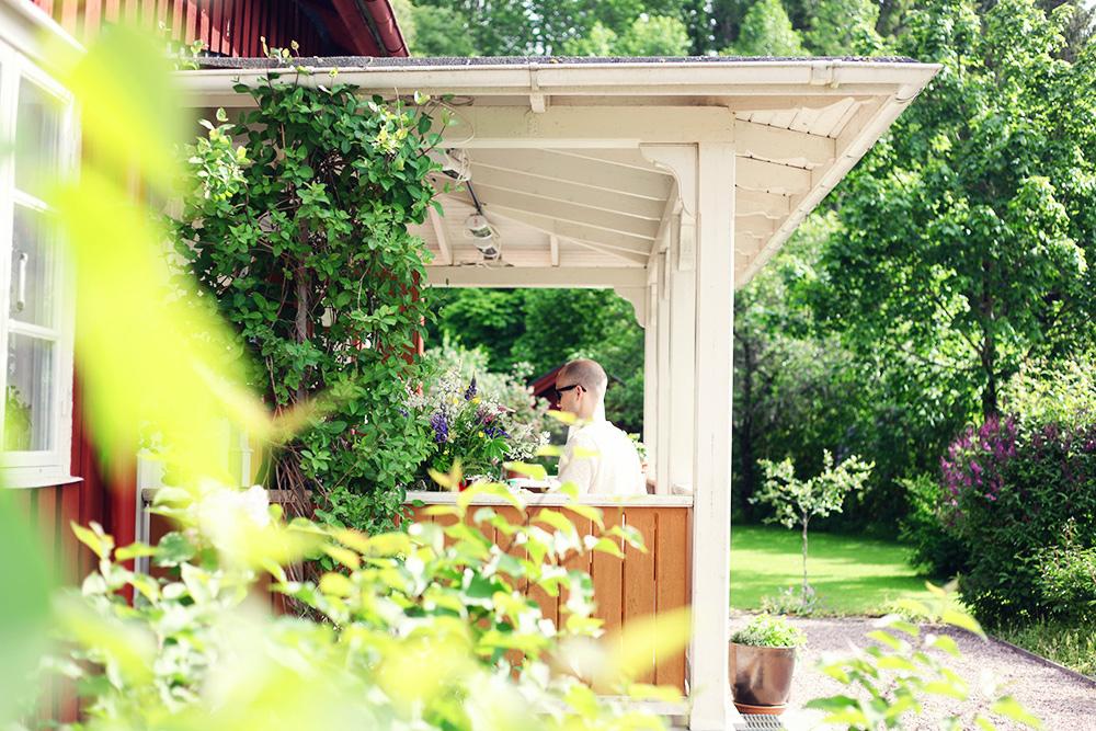 värmland veranda