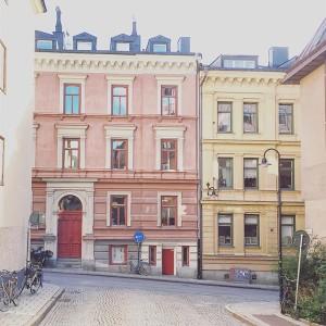 Södermalm Stockholm house
