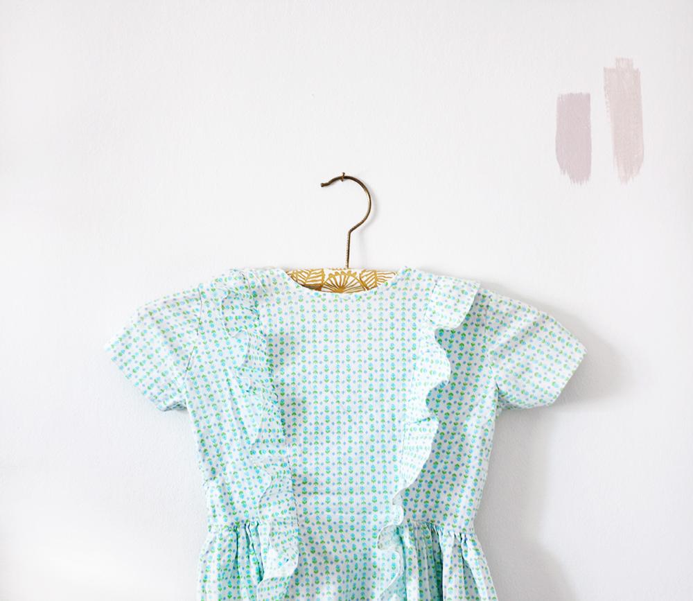 barnkläder secondhand barnklänning vintage