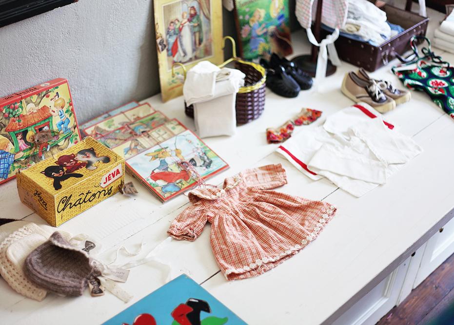 fluga barnvintage barnkläder vintage