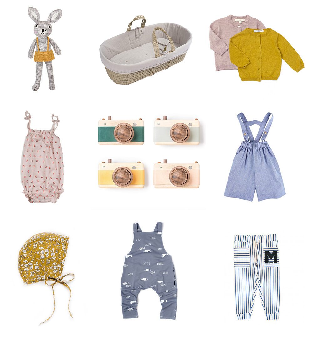 wishlist kids vintage style interior