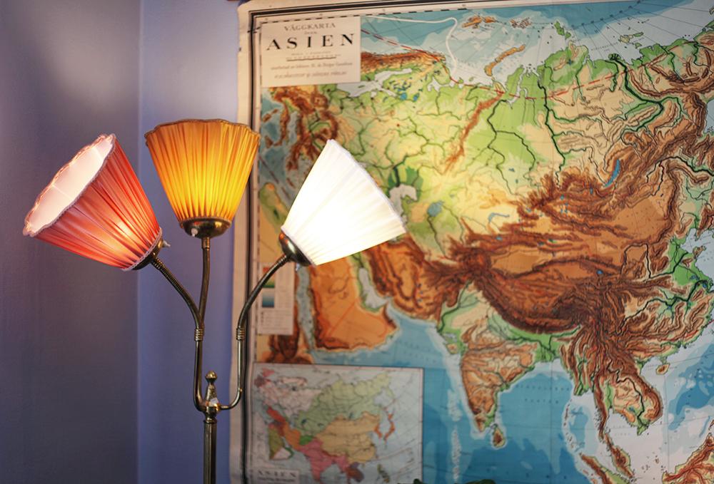 trearmad lampa skolkarta vintage retrorummet bodil vintage inredning