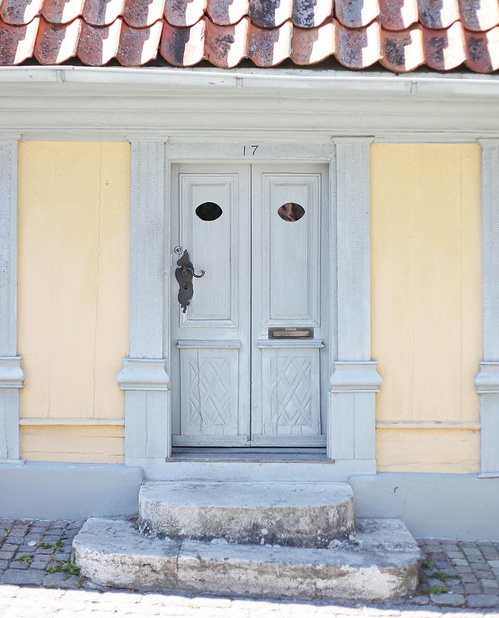 Gotland Visby hus