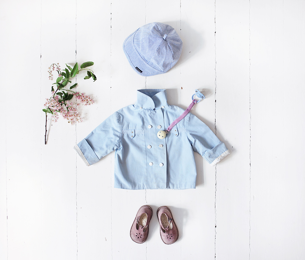 barnkläder barnskor mössa uni vintage j