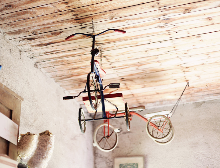 Gotland guide tips semester vintage fynda antik loppis prylbod barncykel