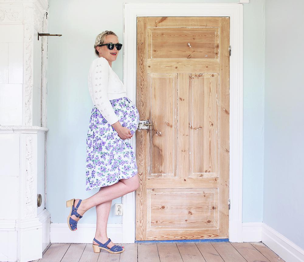gravid vecka 41 pregnant maternity