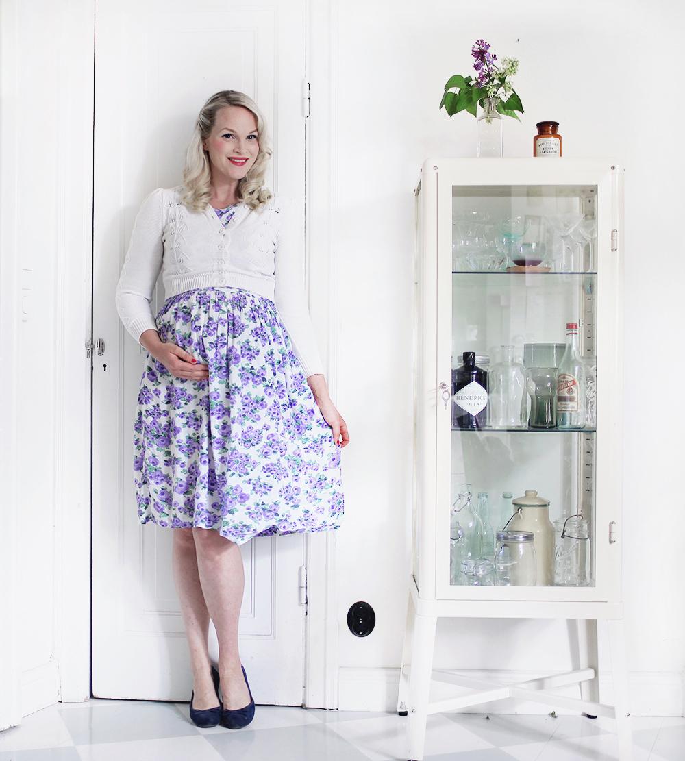 gravid gravidkläder gravidmage vecka 34