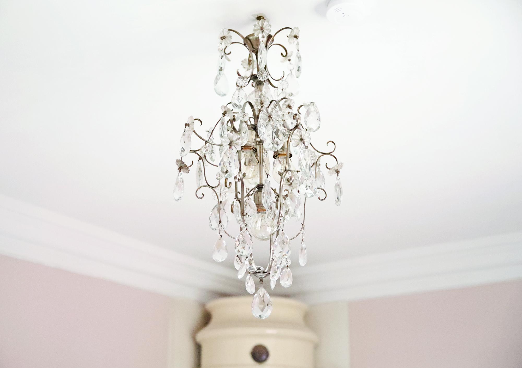 Lampa inredning sovrum