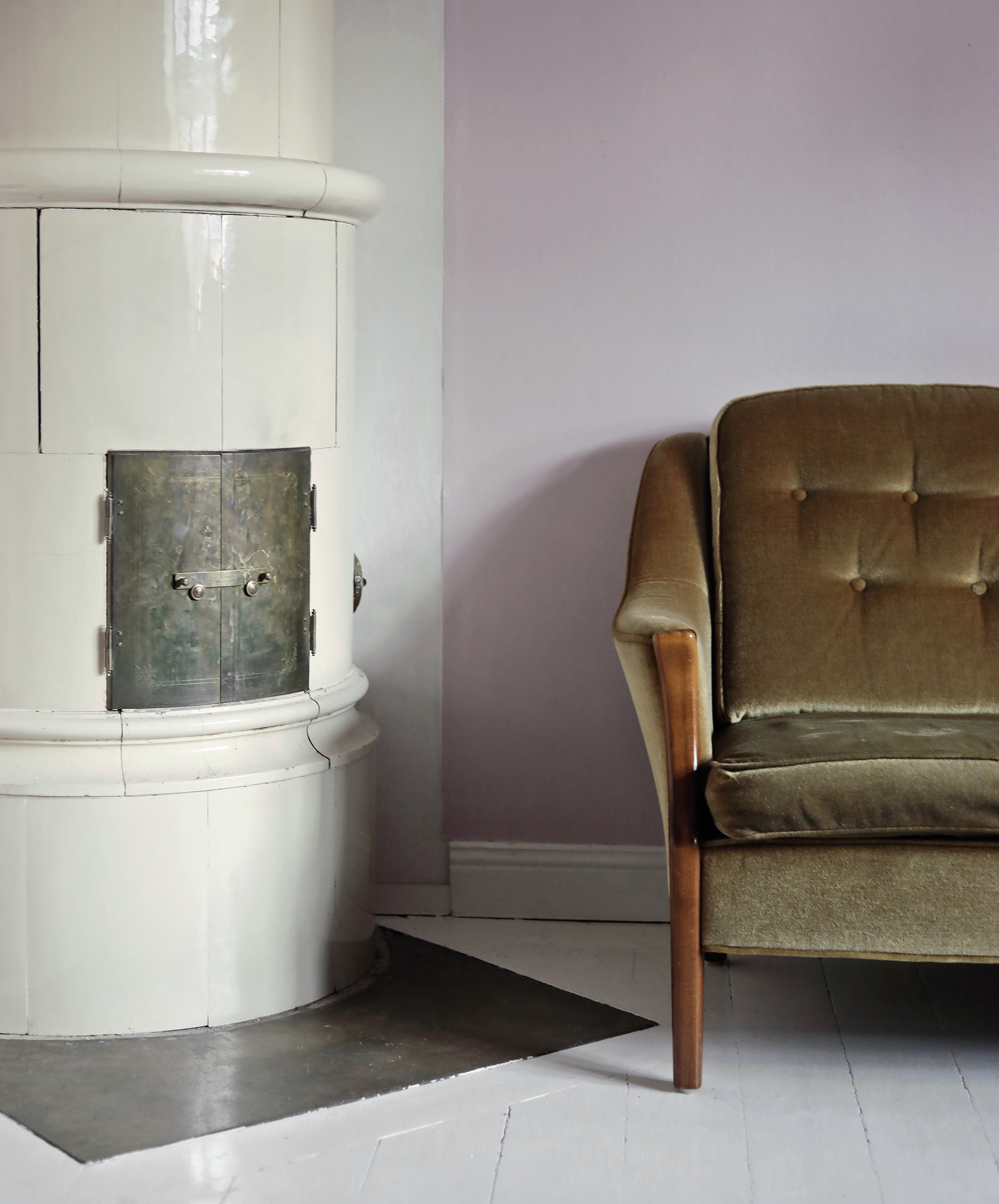 soffa vardagsrum vintage blocket retro
