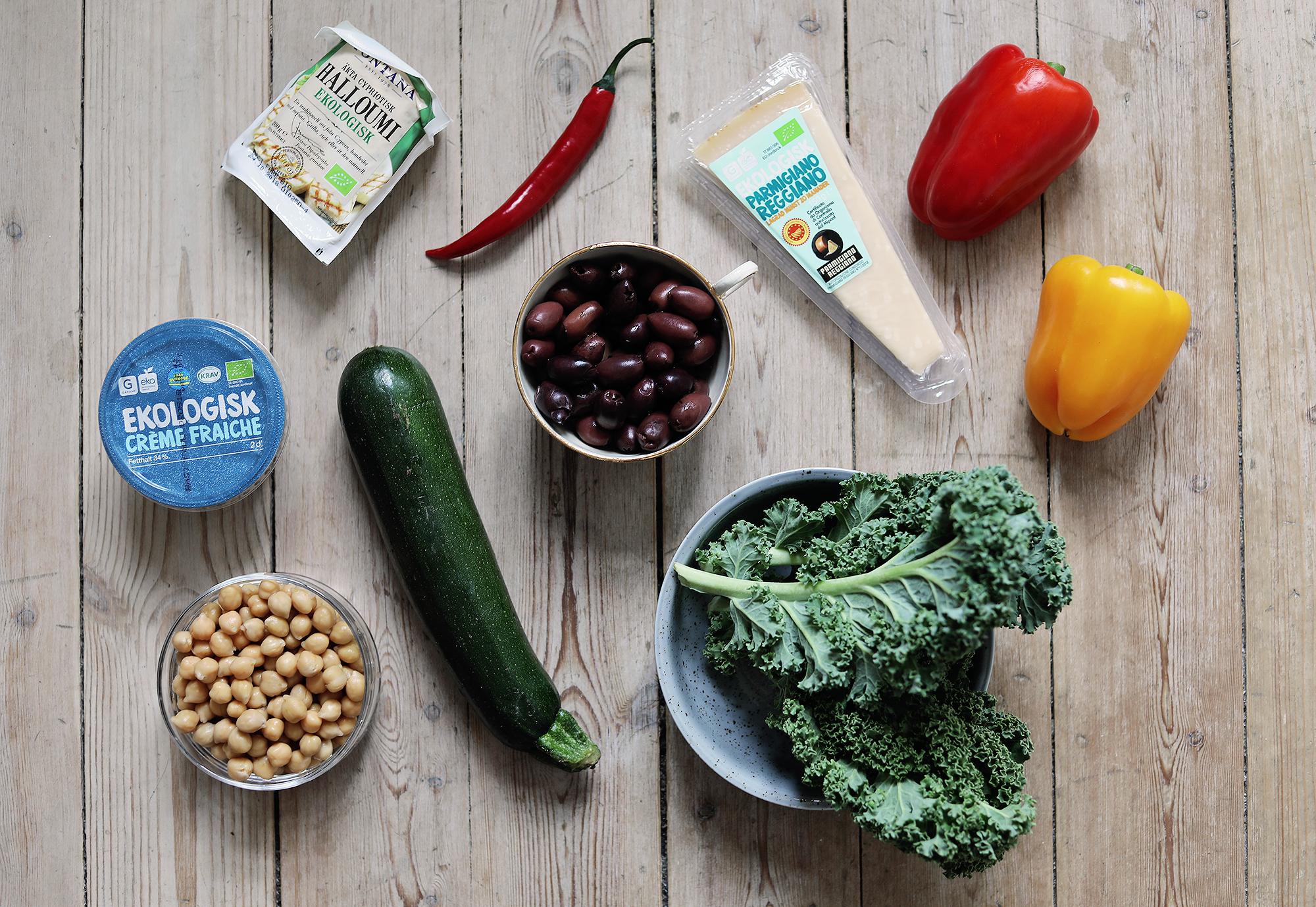 vegetariskt recept vegetariska middagsklubben pytt i panna tips middagstips enkelt