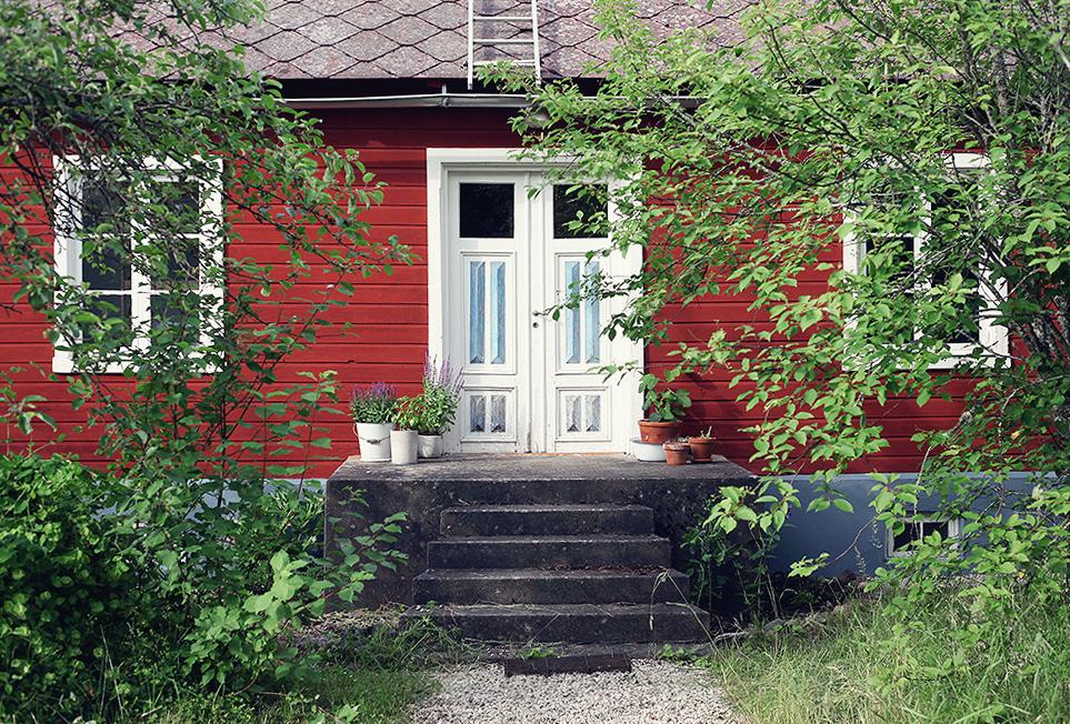 Gotland torp vintage emmasvintage