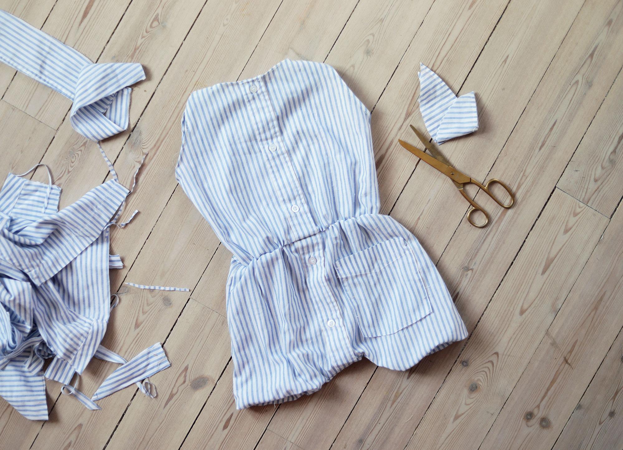 """741b14dde1e5 Det finns så många fina syprojekt (hej regniga sommardagar!) i boken """"Go  recreate"""". Mönster till byxor, hättor, tröjor och kragar ..."""