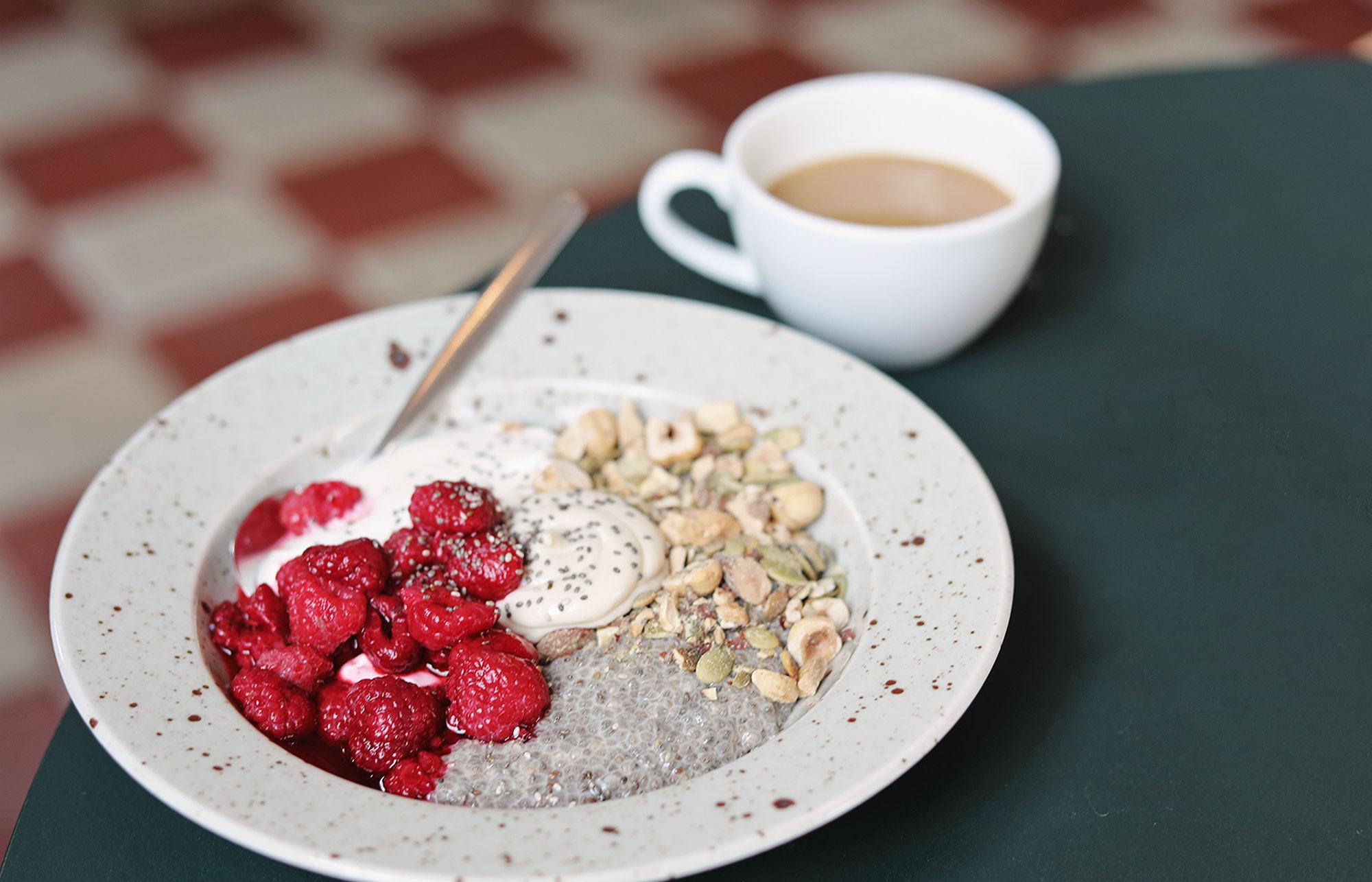 frukost pom och flora södermalm Stockholm