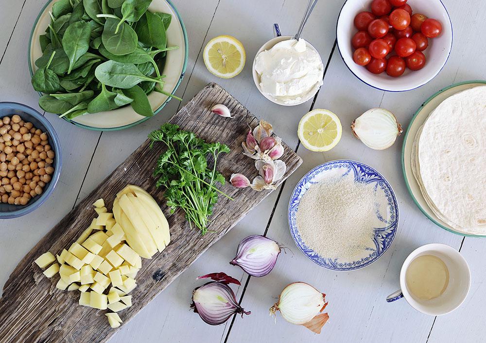 klimatsmart mat recept