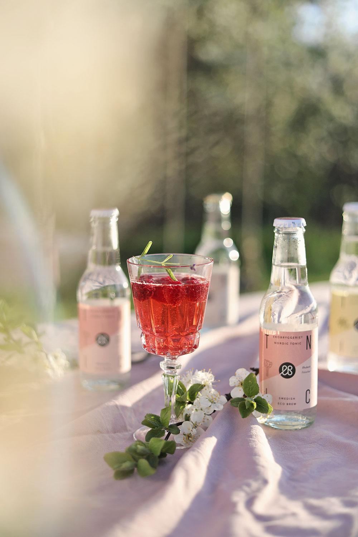 ekobryggeriet ekologisk drink ekologiska drinkar bär sommardrinkar rabarber lavendel