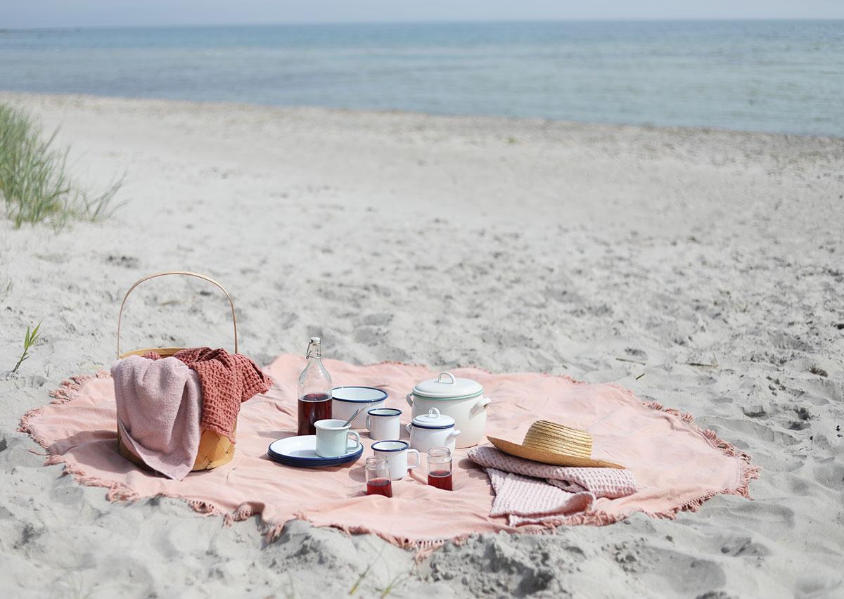 picknick kockums jernverk strand Gotland picknickmat mat recept