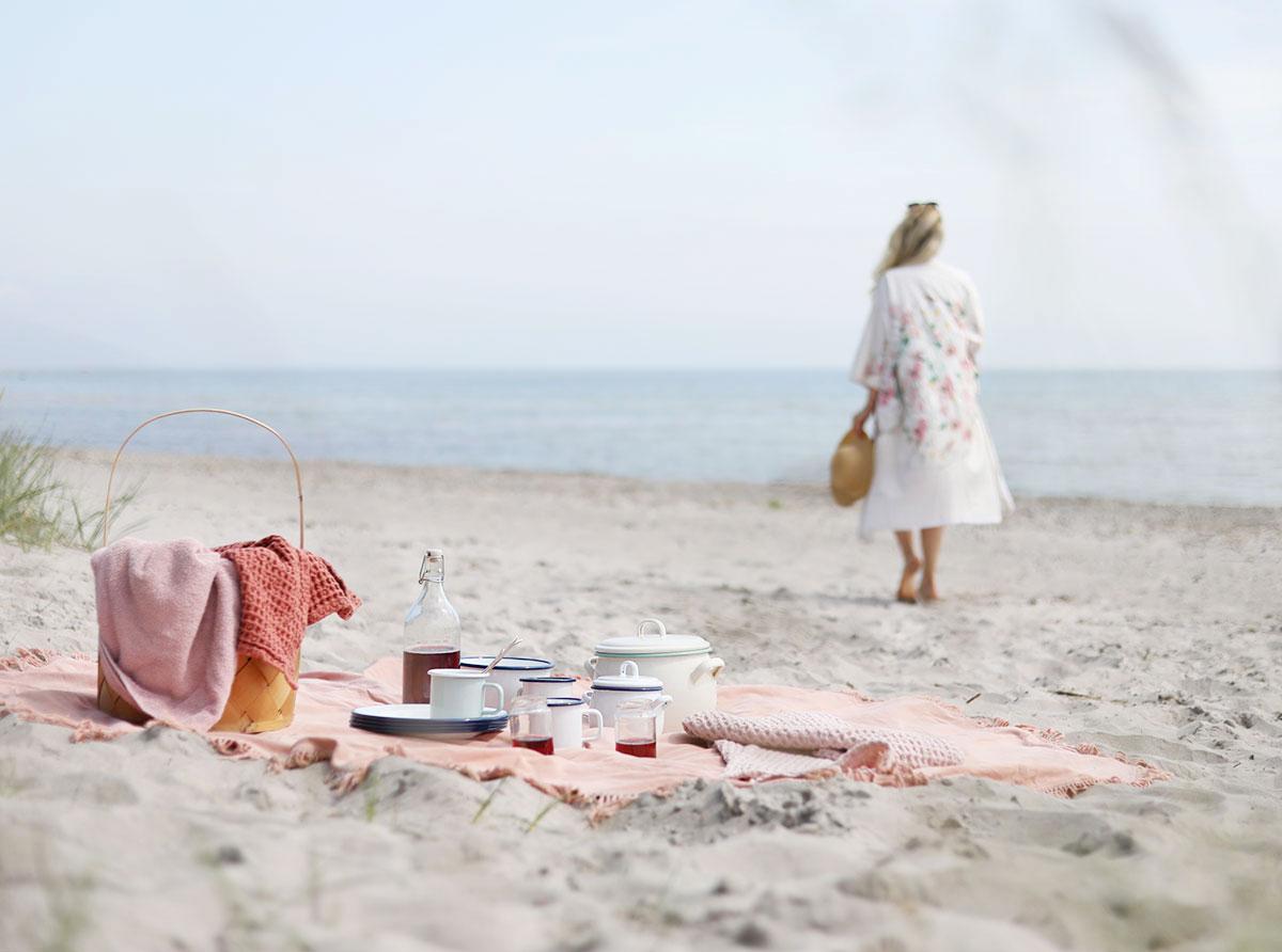 picknick kockums jernverk strand Gotland picknickmat mat recept vitviken åminne