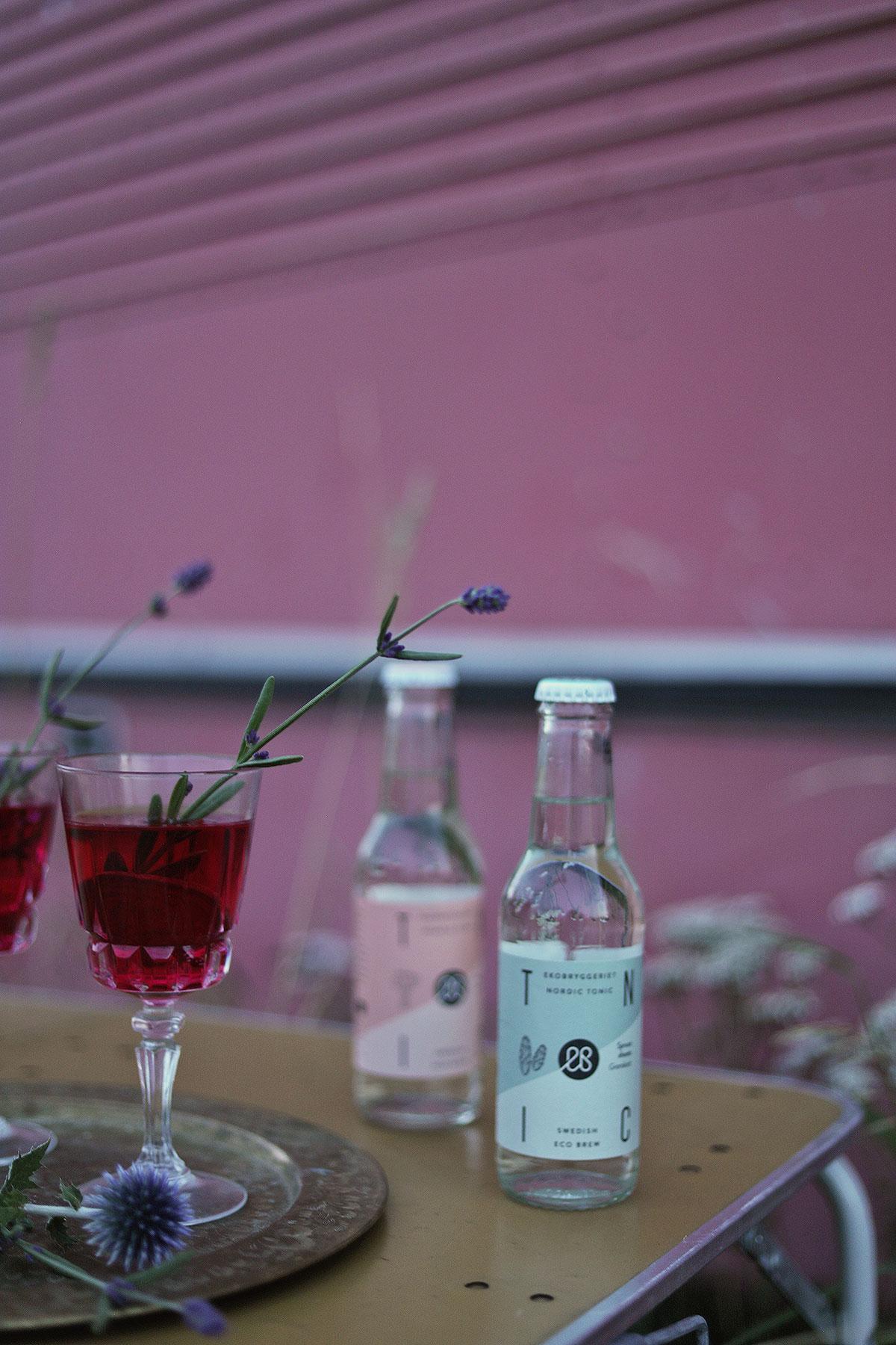 ekobryggeriet soda drink drinkar sommardrink sommardrinkar lavendel rabarber granskott tonic emmasundh.com