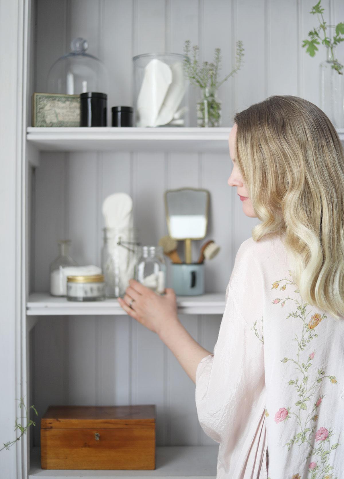 Hållbart (engångsfritt) badrum – klimatsmart DIY, tips och skönhetsråd